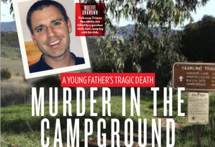 MURDER IN THE CAMPGROUND image