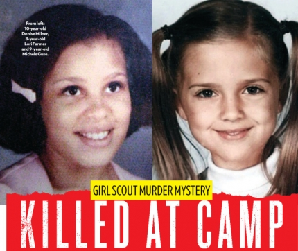 GIRL SCOUT MURDER MYSTERY image