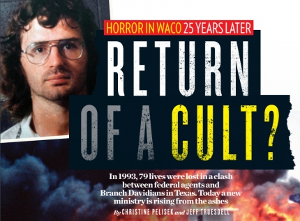 RETURN OF A CULT? image